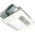 Panasonic FV-10VSL3E WhisperValue™ Fan/Light - Ideal Multi-Family Solution, 100 CFM