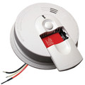 Kidde Firex - Smoke Alarm Hardwired 120V  with 9V Battery Backup - i4618AC