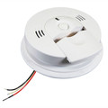 Kidde Firex - Hardwired 120V Combination Carbon Monoxide & Smoke Alarm with Battery Backup - KN-COSM-IBA