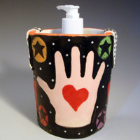 Soap & Hand Sanitizer Container004