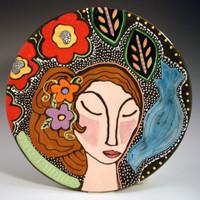 LadyFace Platter 130