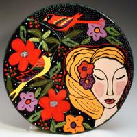 LadyFace Platter 146