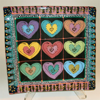 Heart Platter 362