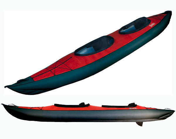 Tandem Inflatable Kayak - Swing II from Innova