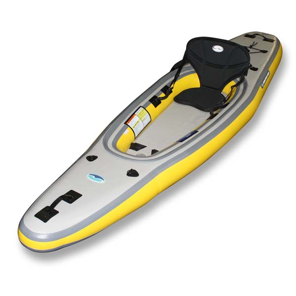 New Sport inflatable kayak from Airis of Walker Bay