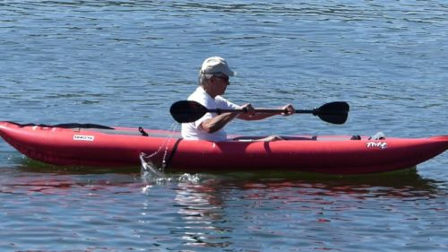 Innova Twist 2 LN Inflatable Kayak Video