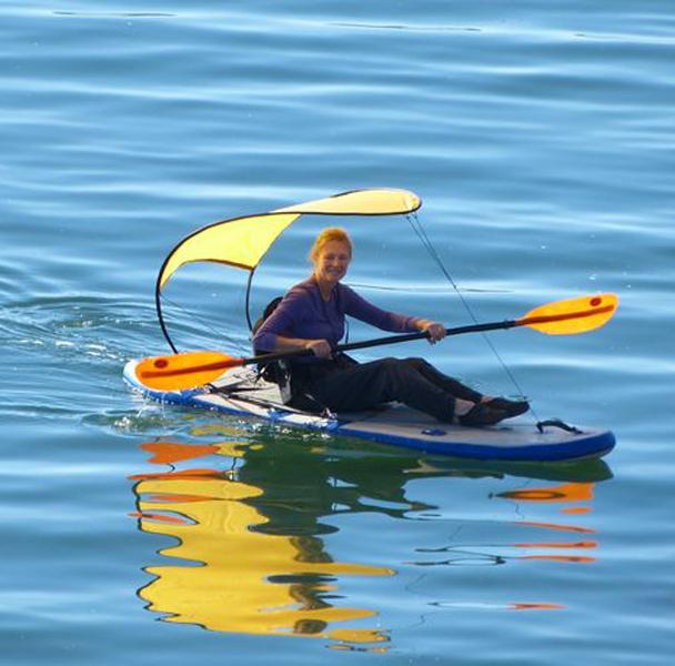 New Windpaddle Bimini Kayak/Canoe Sunshade