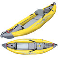 Advanced Elements StraitEdge Self-Bailing Inflatable Kayak - AE1006