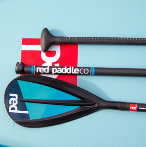 Red Paddle Carbon 100 Nylon 3-pc breakdown