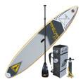 "Advanced Elements Fishbone 12'6"" Inflatable SUP - with bonus paddle"
