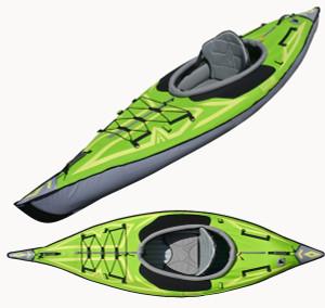 Limited Edition AdvancedFrame LTD Inflatable Kayak