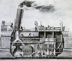 Marine Steam Engine Technology