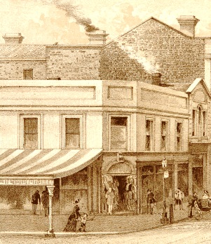 Rundle Street, Adelaide, c.1882