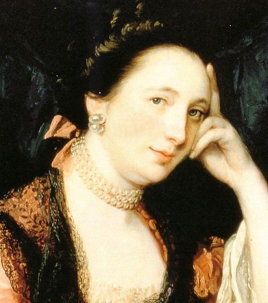 Lady  Sarah Lennox