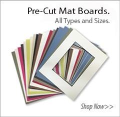 cta 1 mat boards