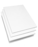 "10x10 SQUARE Foam Board 1/8"""