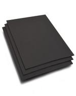 8.5x11 Dual Black/Gray Backer Board