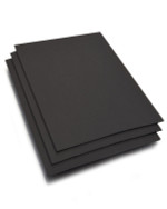 4x6 Chip Board - Black