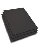 8.5x11 Chip Board - Black