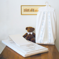Changing Table Linens