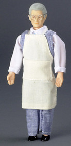 Male Doll With Glasses The Shopkeeper