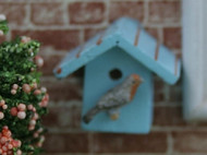 Blue Bird Box (bird not included)