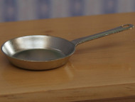 Silver Frying Pan