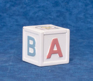 Wooden ABC Toy Box