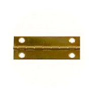 Pair of  Brass Butt Hinges 40mm x 15mm