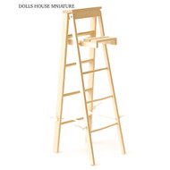 Step Ladder Bare wood