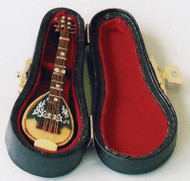 Mandolin in Case