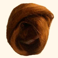 Light Brown Dolls Mohair Wigging hair