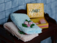Soap Box & Two Towels