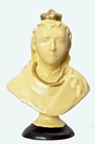 Small Queen Victoria Bust