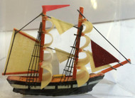 Model Sailing Ship 9 Swift