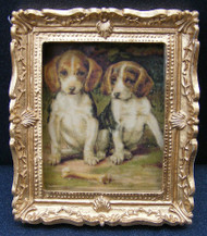 Ornate Picture Spaniels