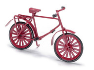 Small Childs Red Bicycle