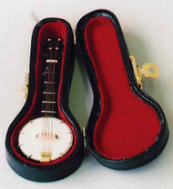 Banjo & Hard Case