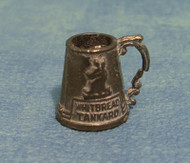 Pewter Half Pint Pot Tankard