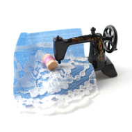 Metal Sewing Machine with Accessories