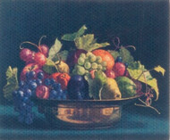 Tableau on Canvas/Bowl of Fruit