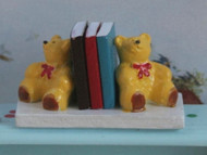 Teddy Bookends