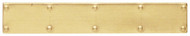 Brass Door Kick Plate