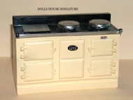 Cream Aga Stove