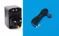 UK Transformer 12v Powers Up To 50 Bulbs, Power Lead Available