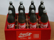 Crate Of Cola Soda Pop