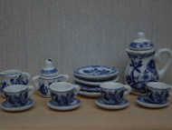 Delft Tea Set