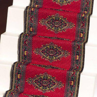 Stair Carpet Red
