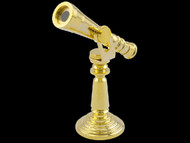 Adjustable Brass Telescope