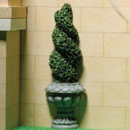 Flat Backed Topiary Twist
